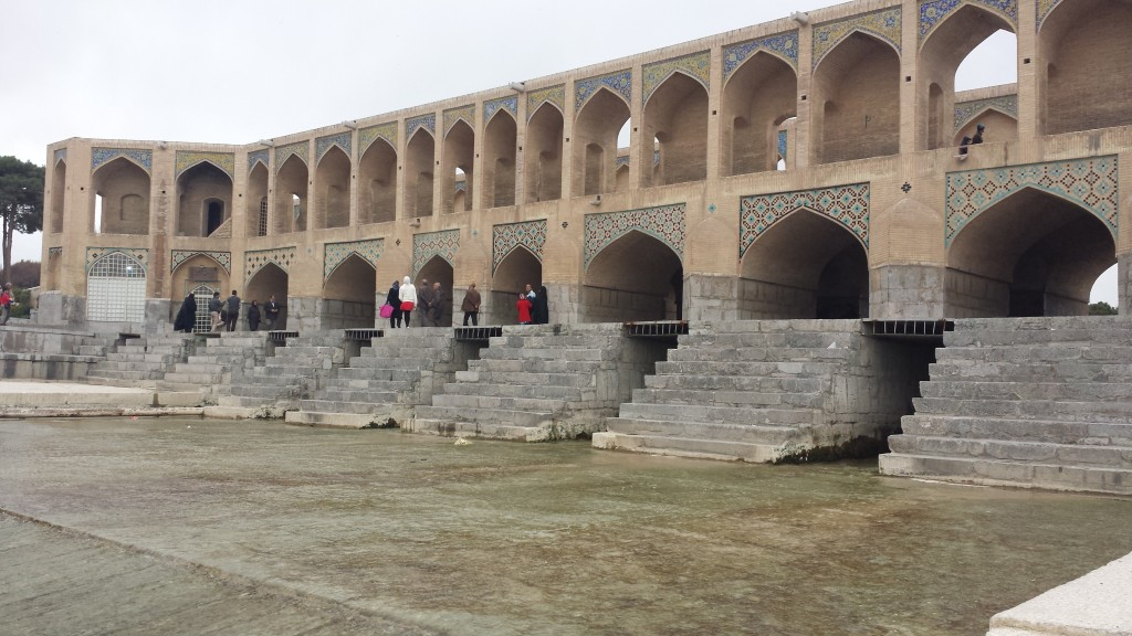 Khajoo Bridge Isfahan